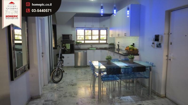 מאוד דירת 3.5 חדרים משופצת למשפחה בצפון הישן - Homepic CK-29