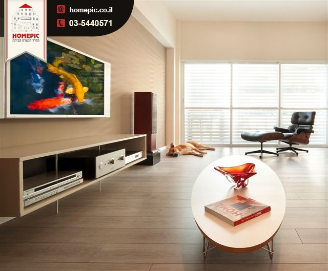 מדהים במרכז תל אביב דירה נדירה ללא ספק עוצרת נשימה !! - Homepic BW-57