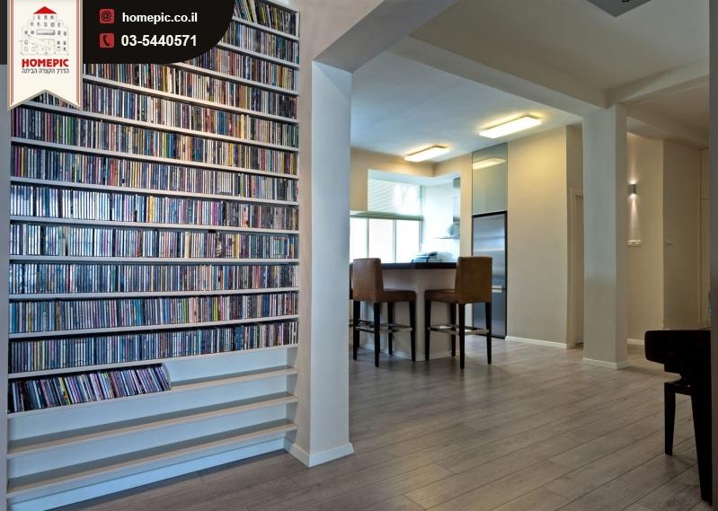 מגניב במרכז תל אביב דירה נדירה ללא ספק עוצרת נשימה !! - Homepic YW-14