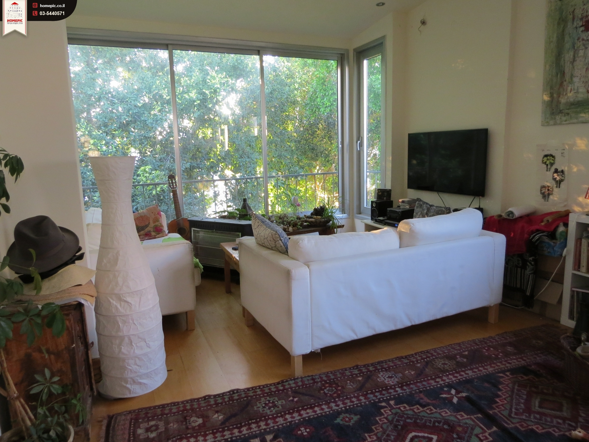 מבריק דירת 4 חדרים בצפון הישן - Homepic ZY-86