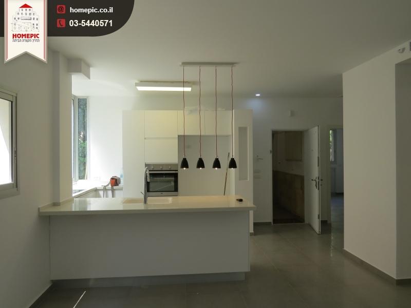 עדכון מעודכן בסוקולוב דירת 3 חדרים 80 מטר משופצת אדריכלית !!! - Homepic OP-18