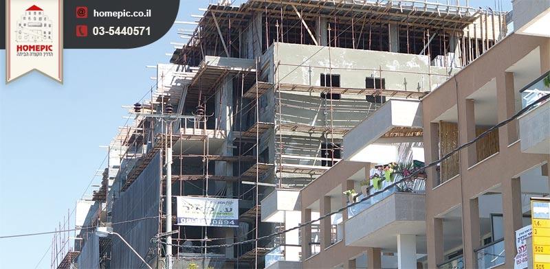 """תקנות התכנון והבנייה המקלות על ביצוע פרויקטי תמ""""א 38"""